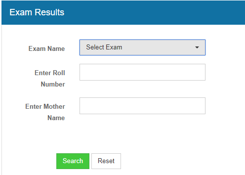 Gondwana University Result Winter 2019 Check BA B.Com B.Sc BBA Winter Sem Result 2019