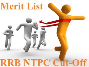 RRB NTPC Cut-Off Score 2021